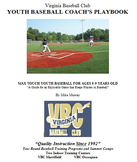 Youth Baseball Coach's Playbook
